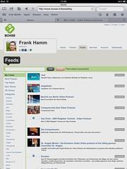 """stelle mir gerade mein """"Fernseh-Programm"""" zusammen http://www.boxee.tv/go/fwhamm"""