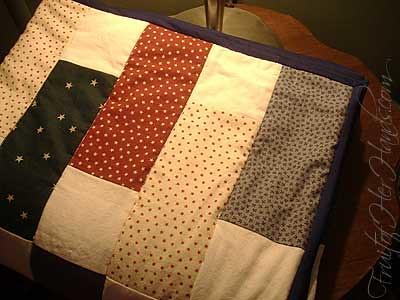 Caleb's quilt