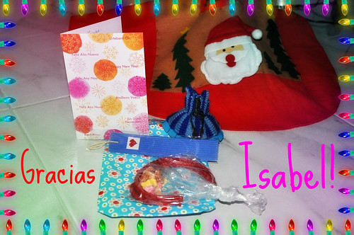 Regalitos Swap Isabel