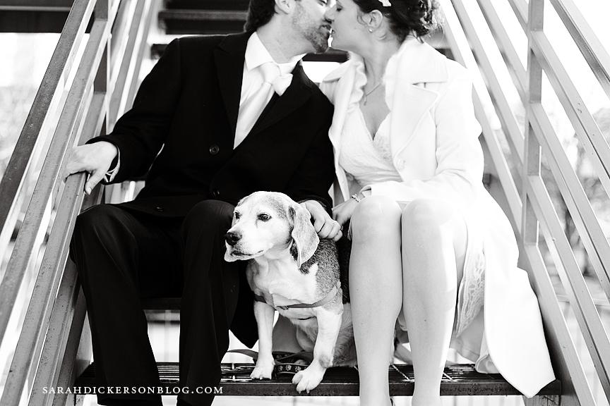 Kansas City wedding photographs