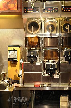 法蘭絨濾滴方式的機器