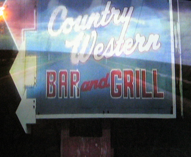 In Print: Country & Western Bar and Grill