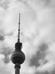 Berliner Fernsehturm (Simon C Parsons) Tags: berlin tower television architecture hermann henselmann