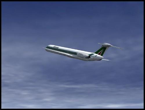 Mcdonnell Douglas Md 80 Jet. The McDonnell Douglas MD-80