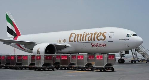 B777F Emirates