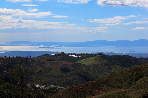 View of Nicoya Peninsula