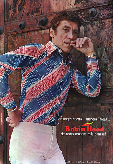 short sleeves... long sleeves...(1976)