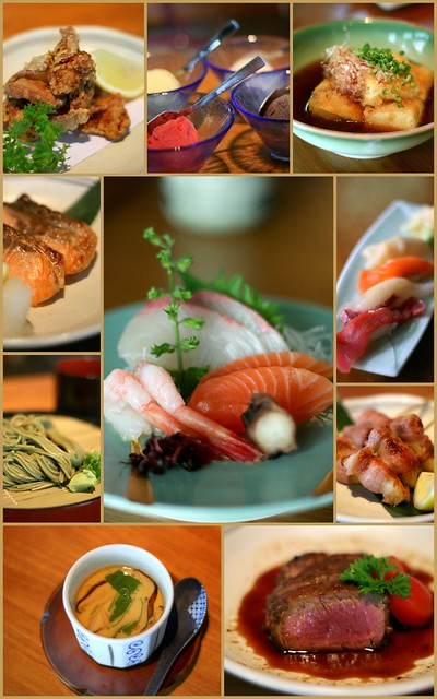 Chiharu Weekend Omakase Buffet
