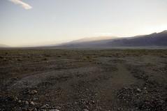 Sunset, Funereal Mountains (joefutrelle) Tags: sunset mountain death desert valley funereal