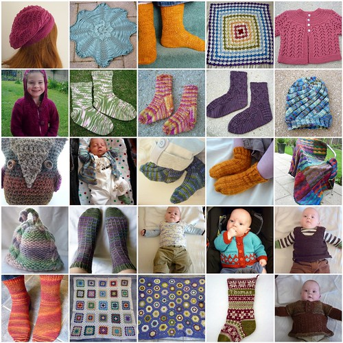 Knitting and crochet 2010