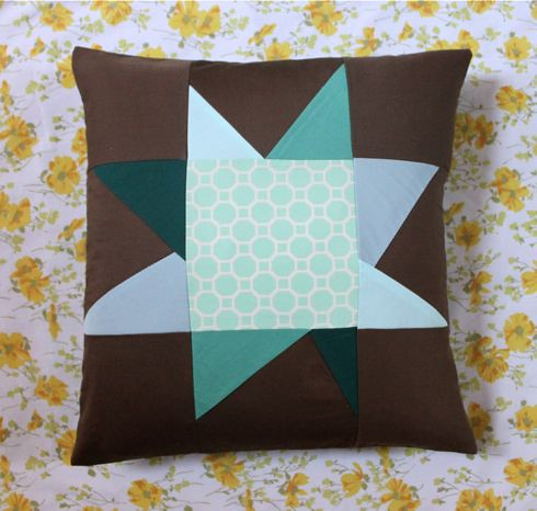 Stars In Your Eyes Pillow