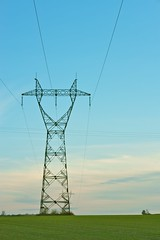 Cat shaped pylon