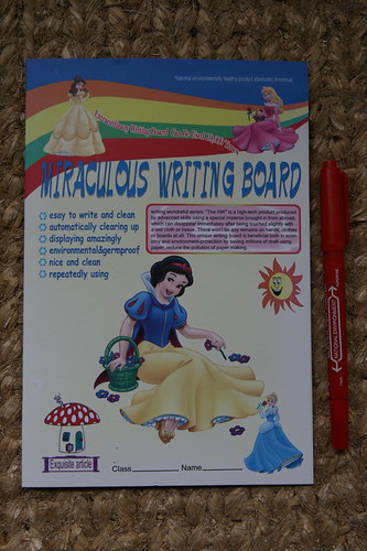 Miraculous Writing Board