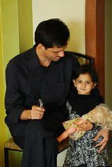 Father and Daughter by firoze shakir photographerno1