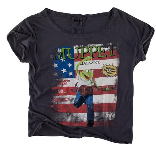 Pull e Bear - Camiseta mujer 3