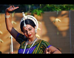 Beauty in the Eyes... (Rimi's Magik!) Tags: winter portrait india nature beauty festival lady dance nikon dancing expression culture chennai orissa odissi incrediblendia dakshinachitra d90 indianculture tamilnadutourismtravel