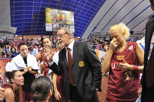 REYER COACH PAOLO ROSSI