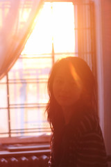 (dimplyemily) Tags: selfportrait goldenhour sooc