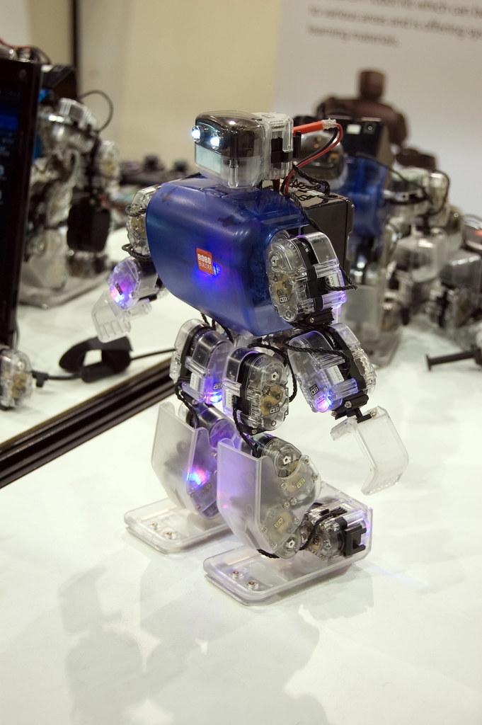 Robo Builder Robot CES 2011