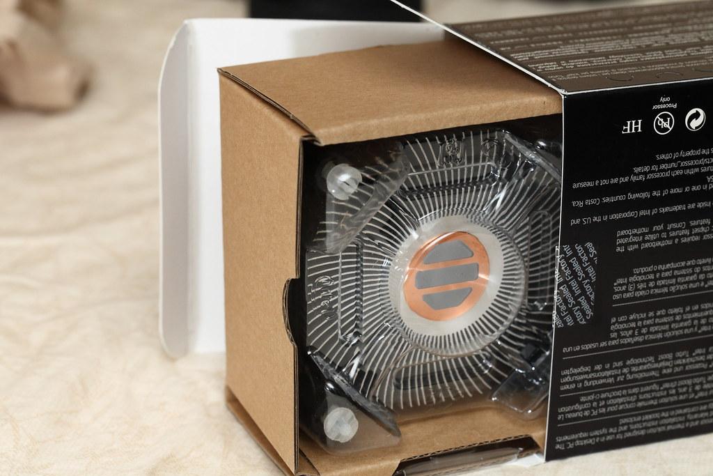 intel core i5 2400 開箱