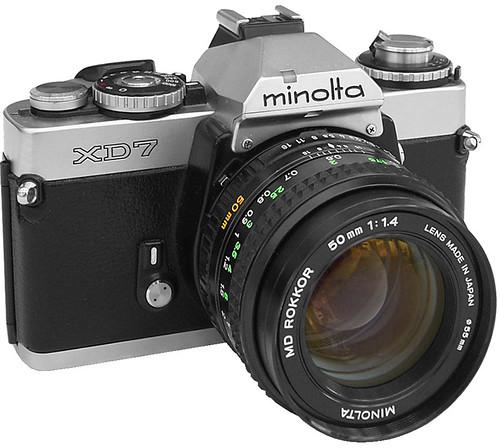 md minolta xd7 xd minoltaxd7 minoltamd minoltaxd altefotoapparate