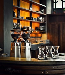 Coava Coffee Roasters ~ Portland, Oregon (R. E. ~) Tags: travel usa coffee oregon beans culture portlans visitportland coavacoffeeroasters