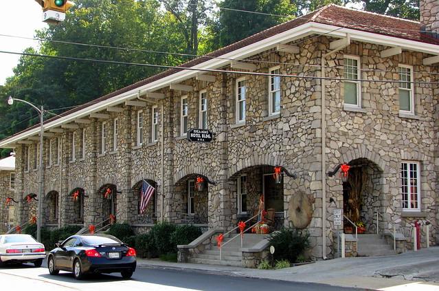 Rhea-Mims Hotel - Newport, TN