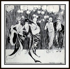 Travis Banton 1921 (Illustration from The Theatre magazine Nov 1921) (CharmaineZoe) Tags: