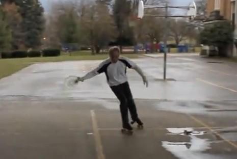 Rollerdisk at Chapman Elementary