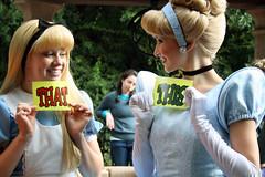 This and That (Lizzi Miller) Tags: princess disneyland cinderella aliceinwonderland