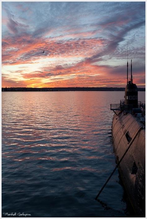 Maritime Sunset 1