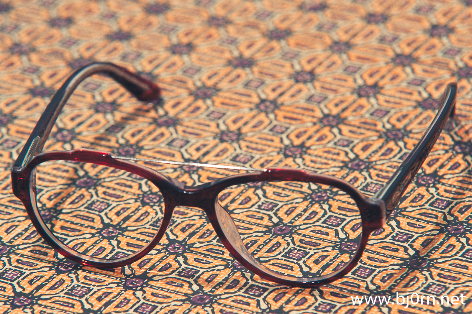photo: Bjørn Christiansen, product photo of Spectacles. Moods of Norway and Lyle&Scott