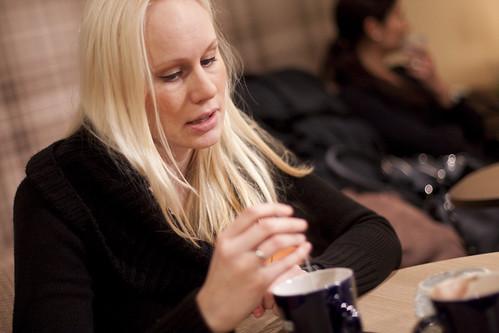Intervju med Susanna Wallumrød