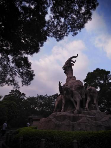 廣州2010 - 五羊石雕 (4)