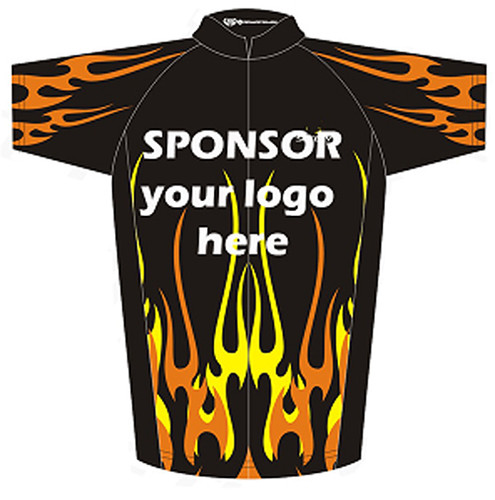yellow-flames-bike-jersey