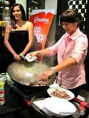 China Cojuangco & Carnation