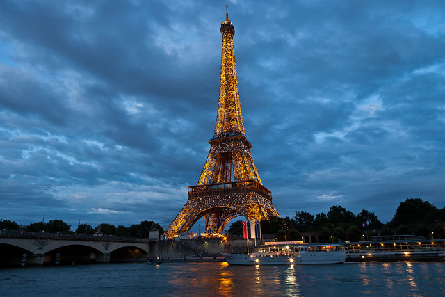 The phare of Paris
