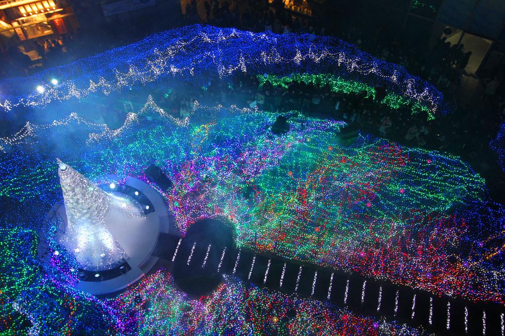 Shiodome illumination (2)