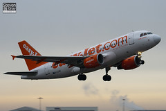 G-EJAR - 2412 - Easyjet - Airbus A319-111 - Luton - 110106 - Steven Gray - IMG_7595