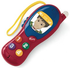 Babies 411 Discovery Toys Recalls Toy Mobile Phones Due To