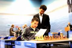Wang Hao en Li Chao
