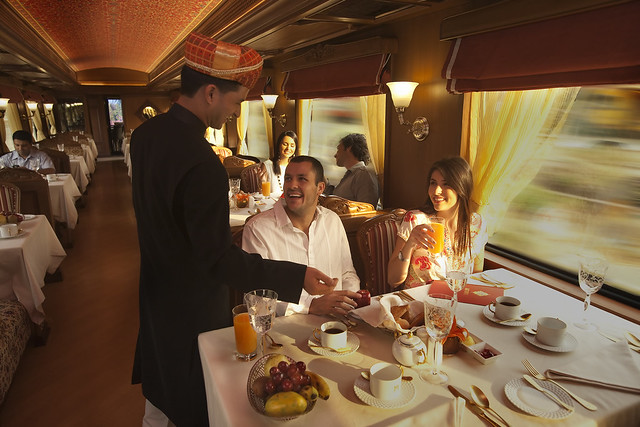 maharajas Express prices