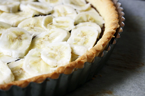 Cover with Bananas - Banana Cream Pie