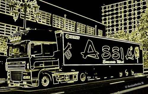 Grupo Assia 2010 - foto escenario móbil