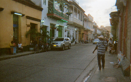 My block in Cartagena