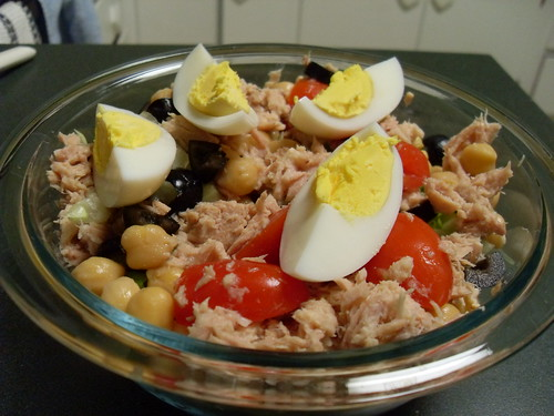 Classic Salade Niçoise