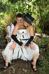 Angie & Brenton - Cape Town, South Africa (angiegoodwin1) Tags: family town ceremony 11 knot dec cape sa 201 tieing