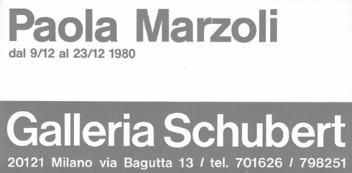 MARZOLI 80