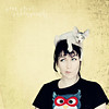 Don't put a cat on your head it hurts real bad~ (Pink Pixel Photography (f.k.a. Sunny)) Tags: selfportrait owl ilovemycat sphynxcat withcat lovethatshirt sorryforthemessyhair hairlessbreed misssunnypeaches itsfromamsterdam thatwashercreation