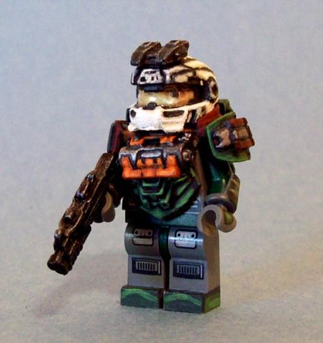 Custom minifig Jorge (Concept)